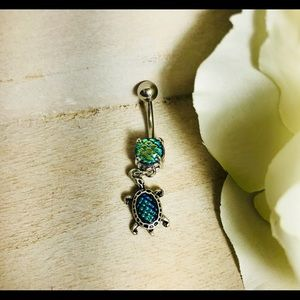 Jewelry - New bellybutton ring navel ring body jewelry